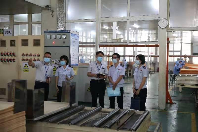 梅江税务:税惠红利助推铜箔制造产业闯出